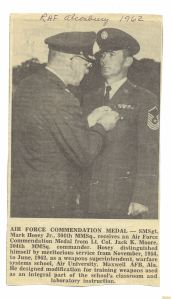 commendation raf alconbury